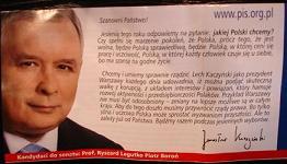 neuer polnischer Premierminister Jaroslaw Kaczynski