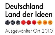 /e-politik.de/ ist ausgewählter Ort im Land der Ideen 2010
