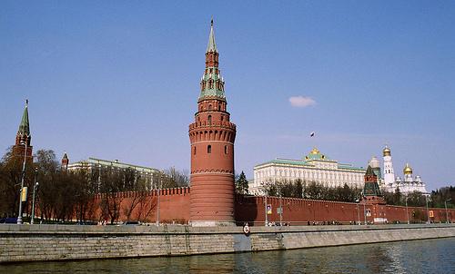 Strikte Kommandos aus dem Moskauer Kreml