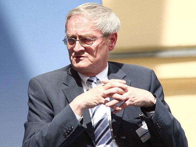 Staatssekretär Hanning konnte die Erfolge in Afghanistan nicht verdeutlichen