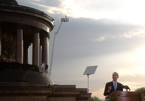 Obamas Wohlfühl-Rede für Jedermann