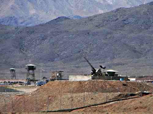 Iranische Atomanlage in Natanz: Will das Land die Bombe?