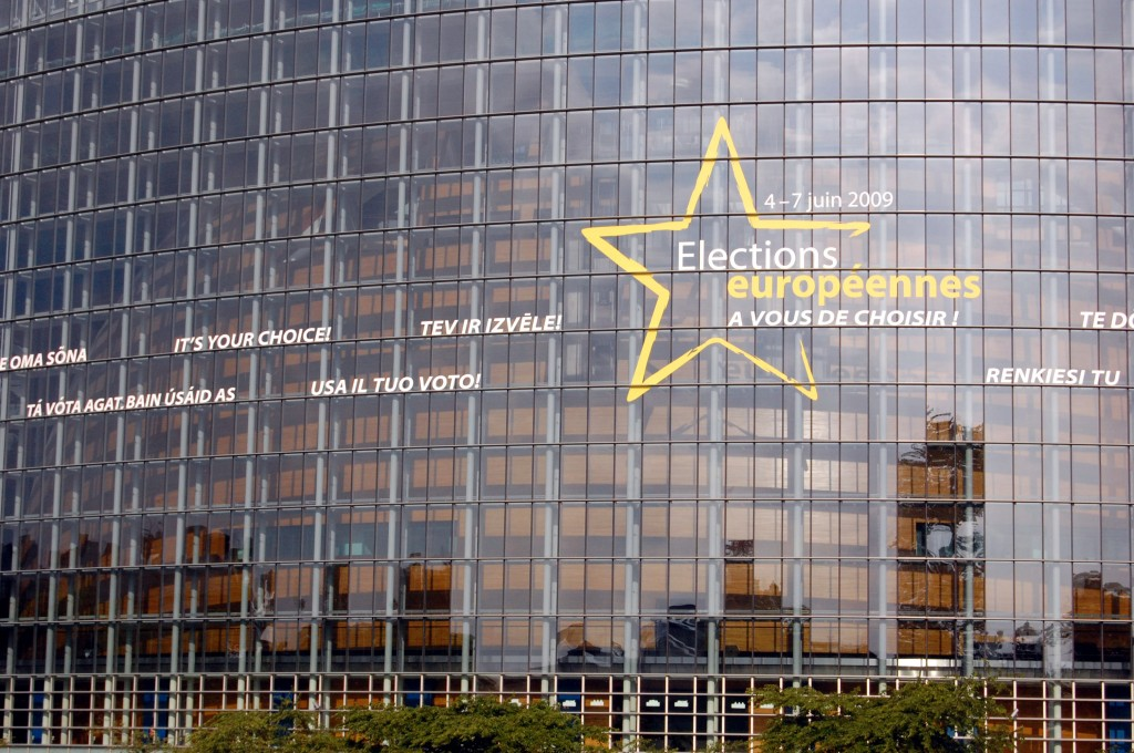 Euroscola macht abstrakte Verfahren in der EU erlebbar