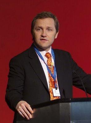 Brown-Kritiker und ehemaliger Arbeitsminister James Purnell