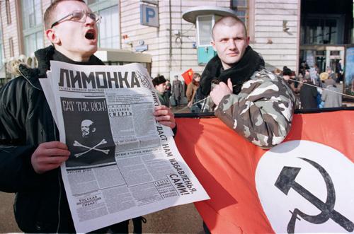 Eine Gefahr, die der Kreml nicht unterschätzen darf: Russlands Rechte.