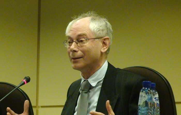 Selten hat Herman van Rompuy nach Ämtern gestrebt - und sie dann doch bekommen.