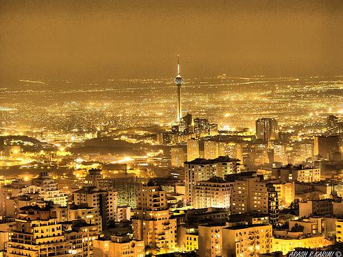 Teheran - kalter Krieger im Nahen Osten?