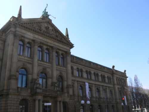 Hier wurde das Grundgesetz verkündet: Das Museum König.