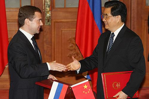 Russland und China: Von Feinden zu Partnern