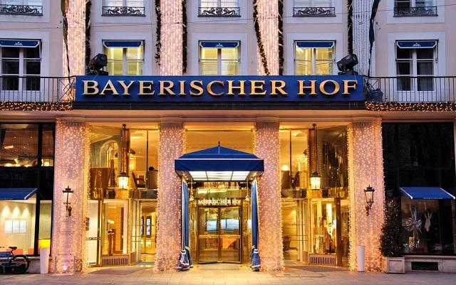 Hotel Bayerischer Hof M Ef Bf Bdnchen Spa
