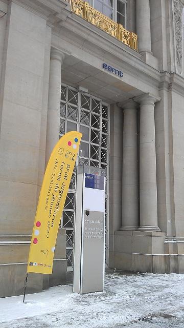 In der European School of Management and Technology fand vom 19. bis 23. Januar 2013 das Deutsch-Französische Jugendforum statt.