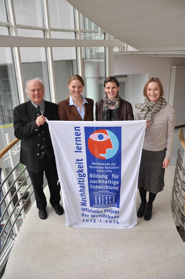 Das Studienangebot Ethikum der Hochschule München wurde von der UNESCO prämiert.