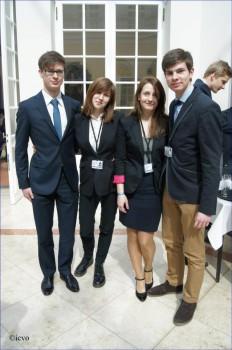 Photo 1- EYP Delegation der Republik Polen