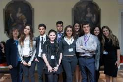Photo- 2 - EYP Delegation der Republik Zypern