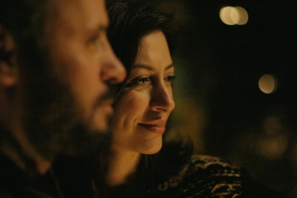 Reymonde Amsellem in der Rolle der Geliebten bzw. Attentäterin Siham.