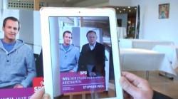 Die SPD entwarf für ihren Spitzenkandidat Stephan Weil die Weil-App
