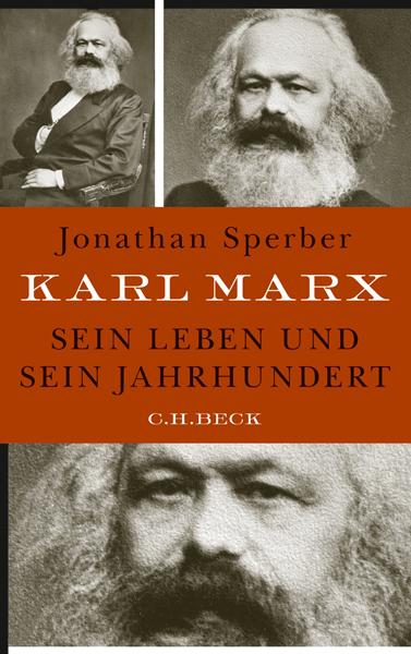 """Das Buch """"Karl Marx. Sein Leben und sein Jahrhundert"""" stellt die Person Marx in den Mittelpunkt."""