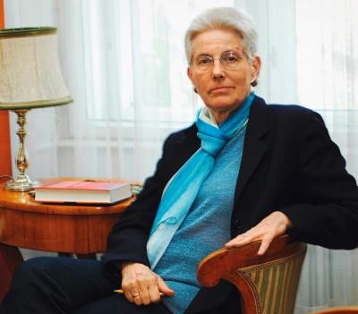 Sieht Christen vor allem im Nahen Osten bedroht: Publizistin Christa Chorherr.
