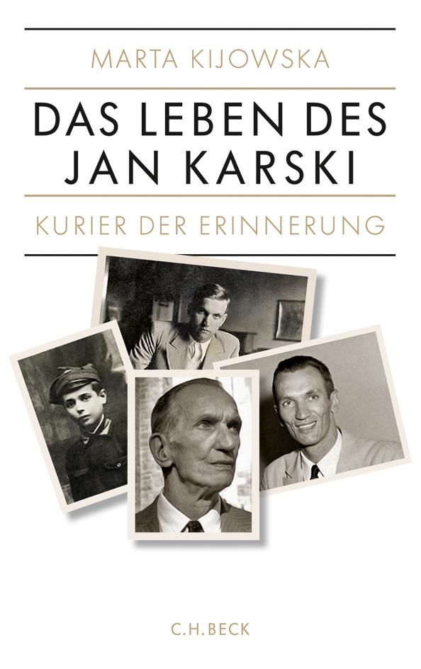 Marta Kijowska legt die erste Biografie Jan Karskis vor.