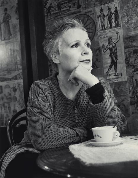 Die Journalistin Marta Kijowska