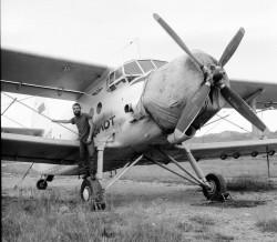Jens Kießling_Flugzeug