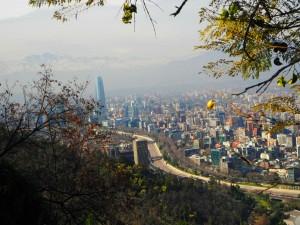 Panorama Santiago