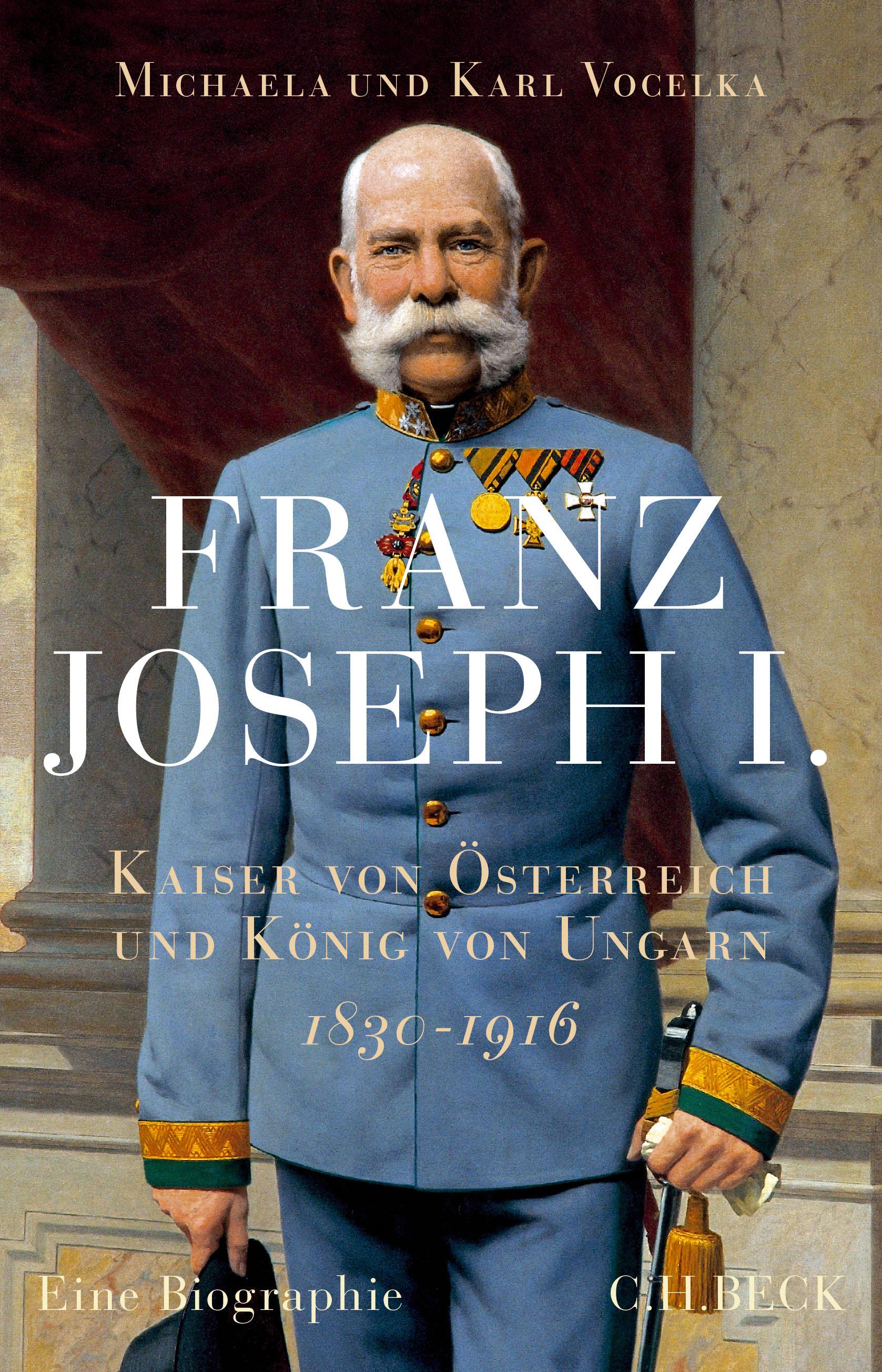 Bildcover - Biographie Franz Josef I.