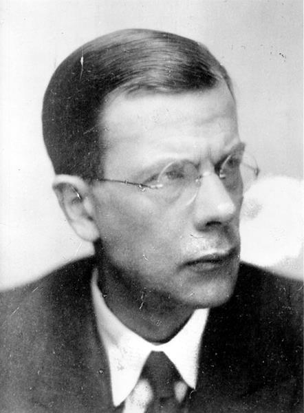 Porträt Hans von Dohnanyi