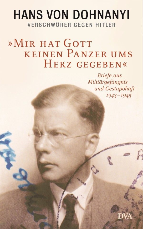 Buchcover Biographie Hans von Dohnanyi