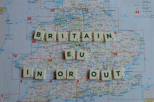 Britain - EU in or out?