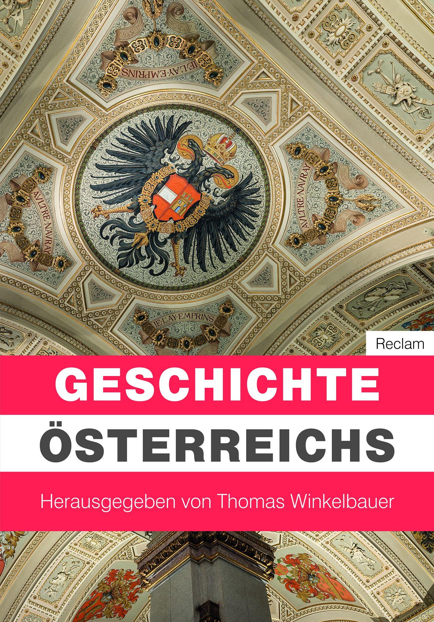 Cover - Geschichte Österreichs