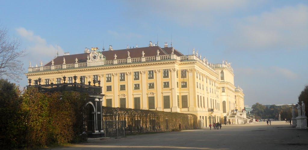 Wiener Hofburg - Symbol für die Österreichische Großmacht