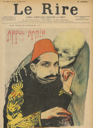 Abdul Hamid II, The Red Sultan