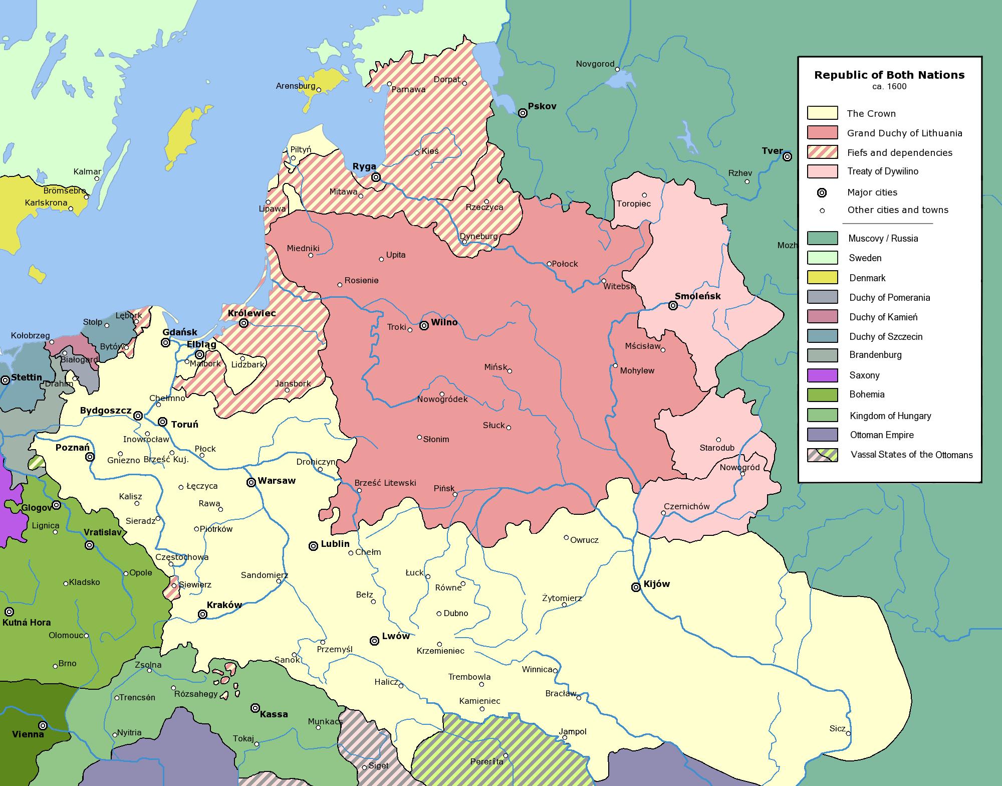 Polen-Litauen