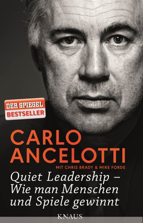 Carlo Ancelotti - Quiet Leaders