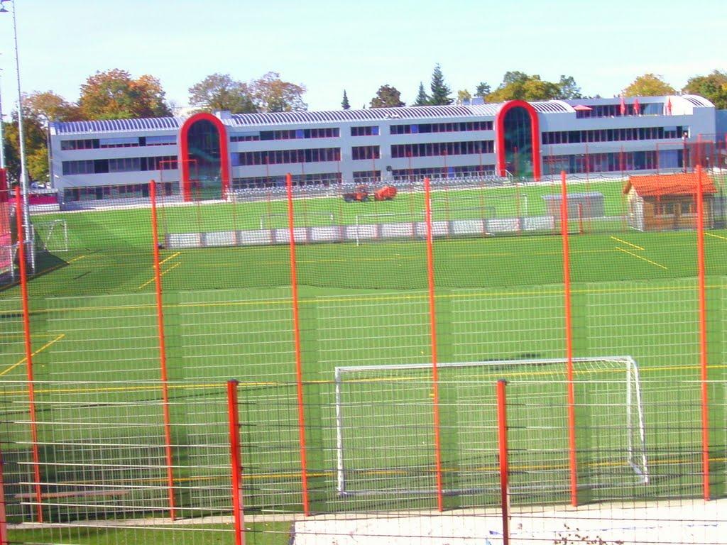 Trainingsgelände des FC Bayern