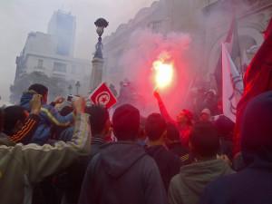 Bild1 Tunesien - Jahrestag