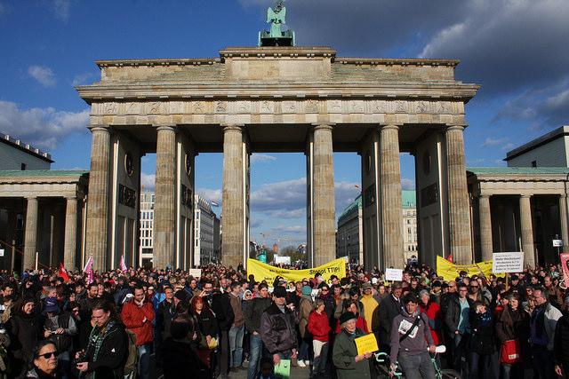 Global Day of Action against TTIP, CETA & TiSA