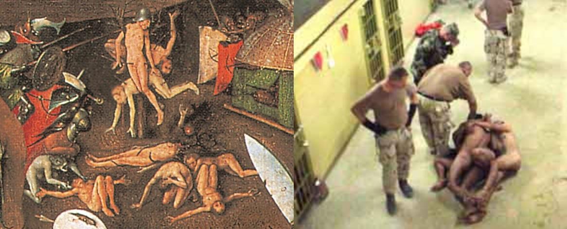 Das jüngste Gericht - Abu-Ghuraib 2003